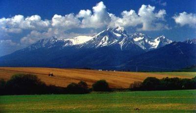 Spisz i Orawa - Słowacja