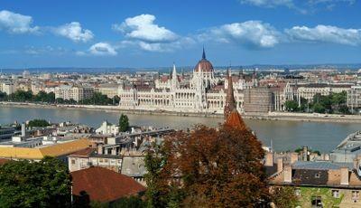 Wiedeń, Budapeszt, Bratysława