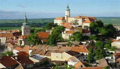 Zamki i Opactwa Na Morawach