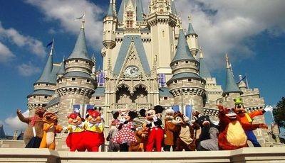 Paryż z Disneylandem