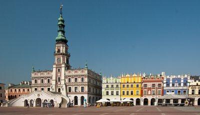 Janowiec, Zamość, Lublin, Kozłówka