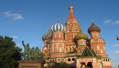 ROSJA Moskwa - Petersburg