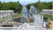 Sankt Petersburg, Ryga, Talin