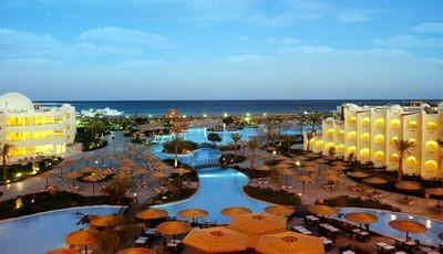 Tia Heights Makadi Aqua Park *****
