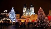 Praga - Jarmark Bozonarodzeniowy