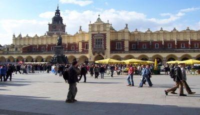 Częstochowa, Kraków
