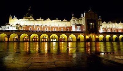 Oświęcim, Kraków
