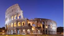 odlotowy Rzym
