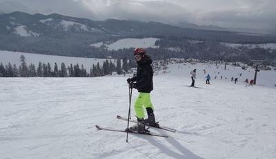 ZIELENIEC- zimowisko narciarskie