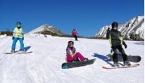 Białka Tatrzańska- obóz snowboard
