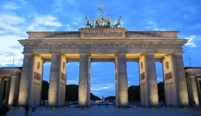 Berlin, Poczdam, Międzyrzecz